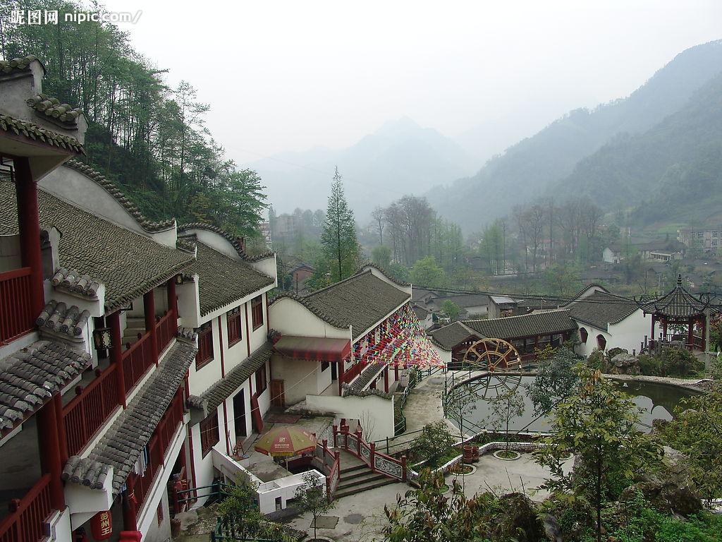 衡阳莲湖湾生态