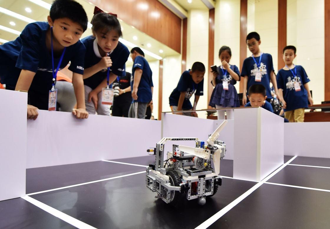 首届亚洲青少年机器人竞赛-六天五晚